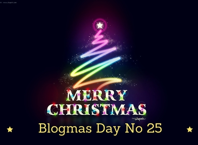 Blogmas Day No 25
